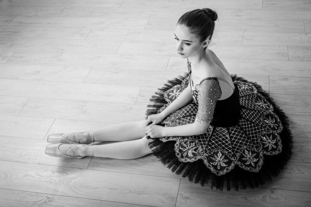 zoran pucarevic pucko ballerina black&white