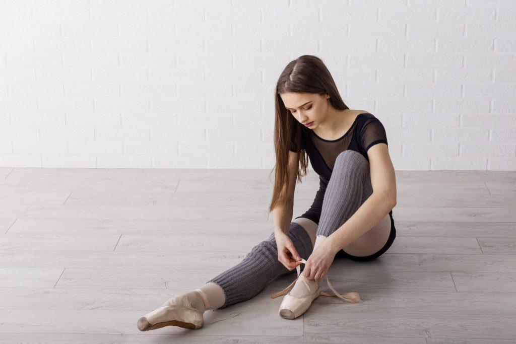 ballerina preparation photo by z.pucarevic pucko